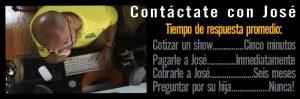 Banner contacto con José Ordóñez