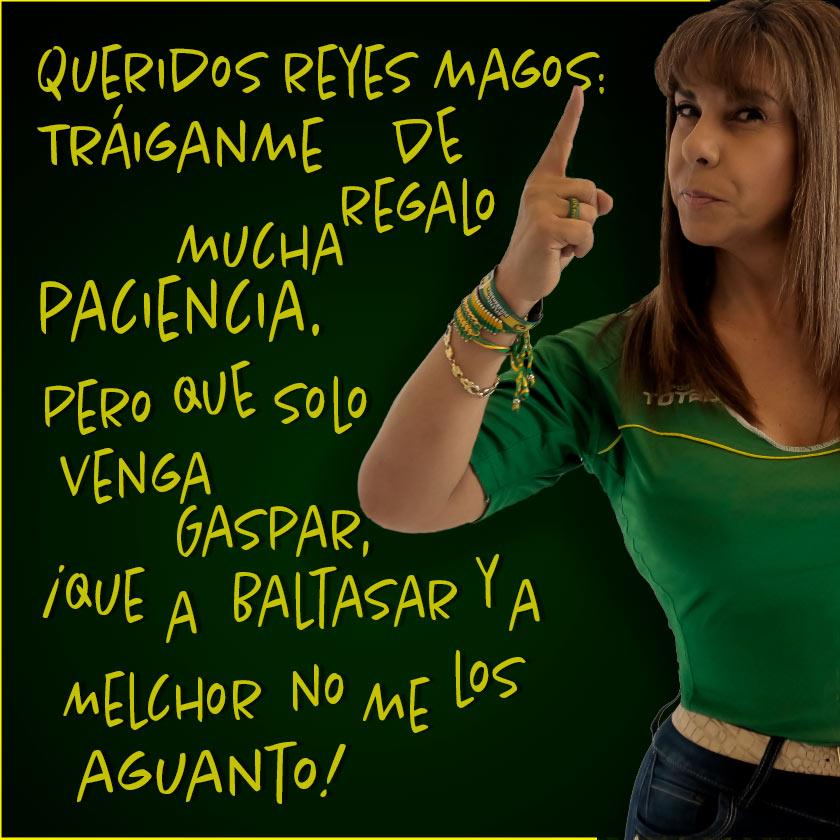 Meme Amenaza Santandereana Reyes magos