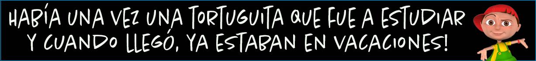 Frase de Benito tortuga