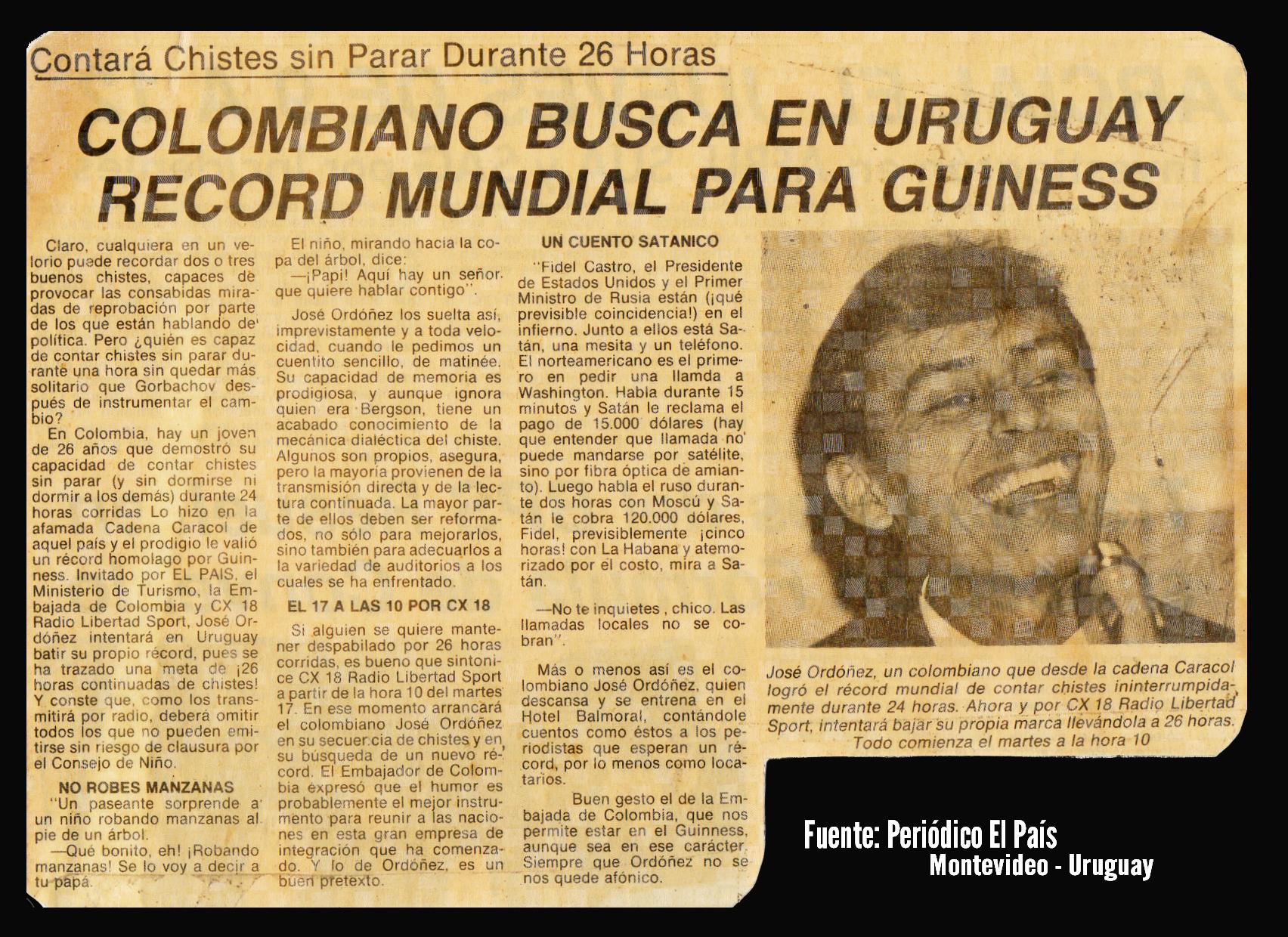 Periodico uruguay colombiano busca