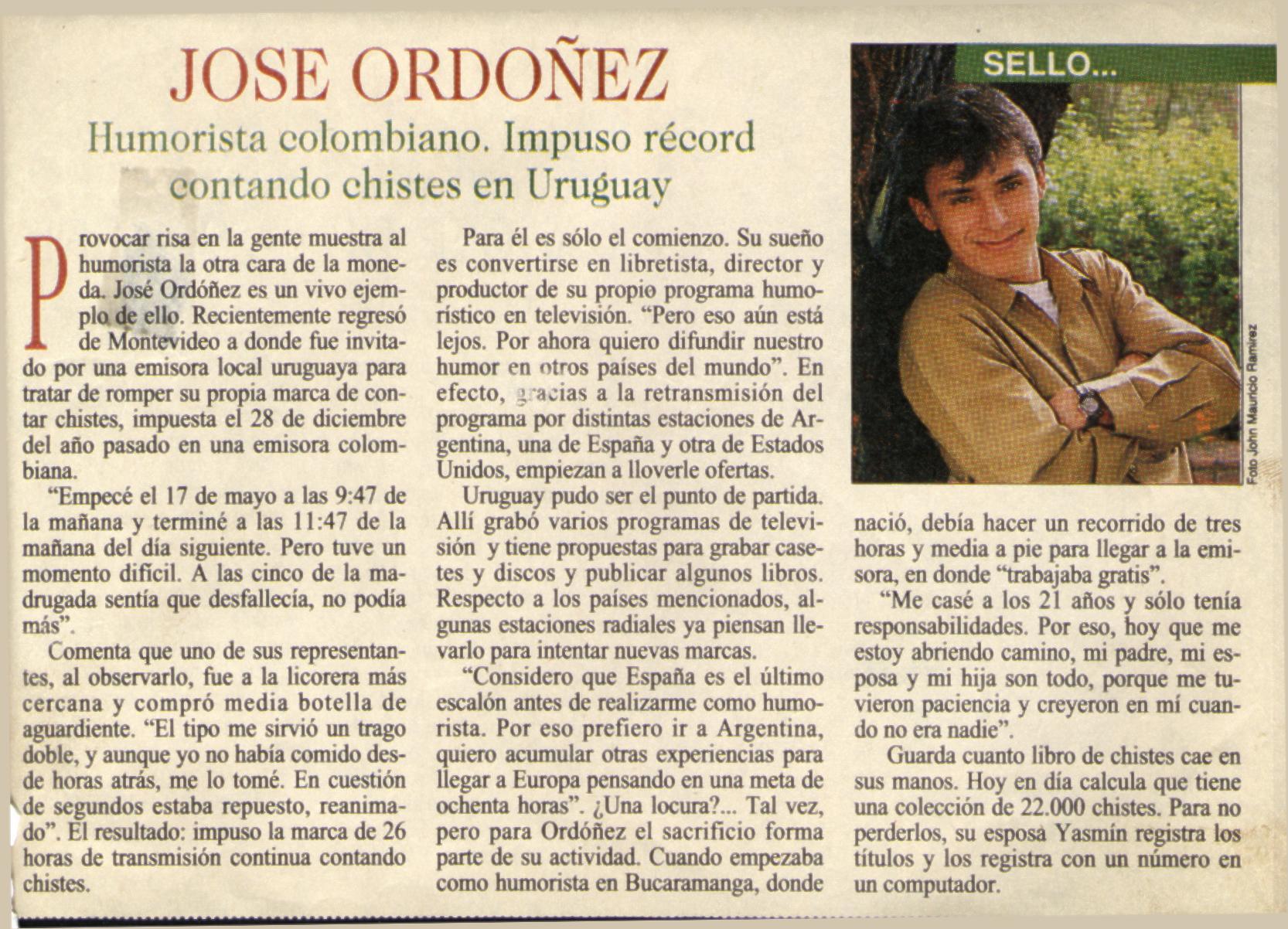 Revista Tv Novelas record Uruguay