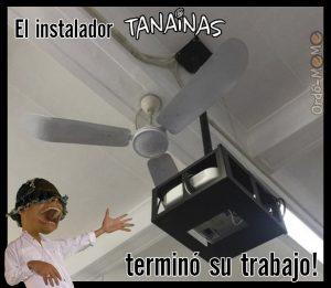 Meme instalador Tanainas