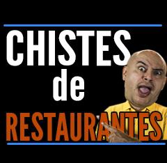 Imagen destacada chistes restaurantes