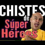 Chistes de súper héroes