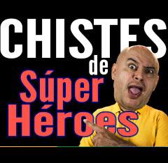 Imagen Chistes de súper Héroes