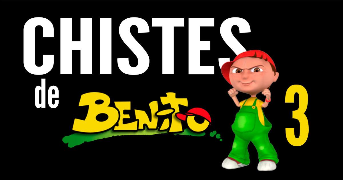 Chistes de Benito 3 Facebook Facebook