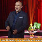 José Ordóñez en Colombia ríe