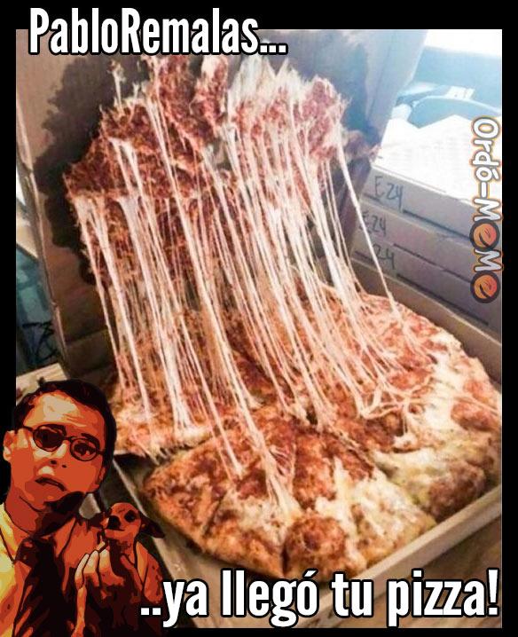 Meme Pizza PabloRemalas