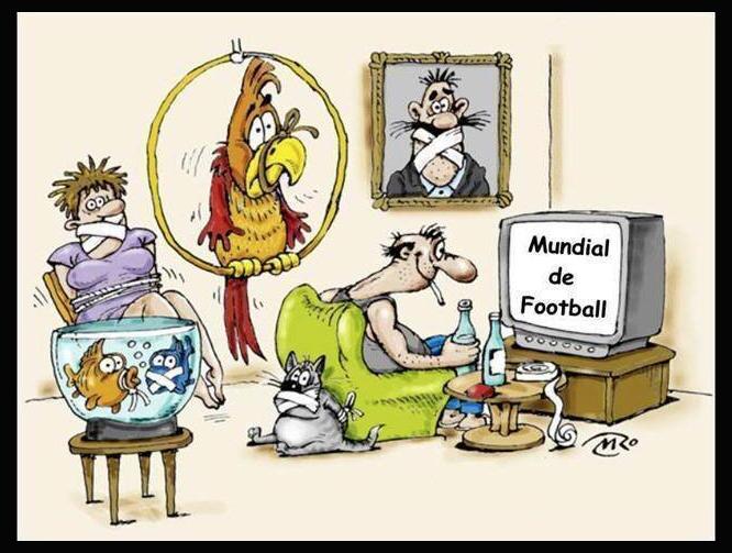 Caricatura mundial
