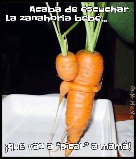 Meme de zanahoria