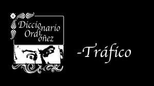 Chistes de tráfico